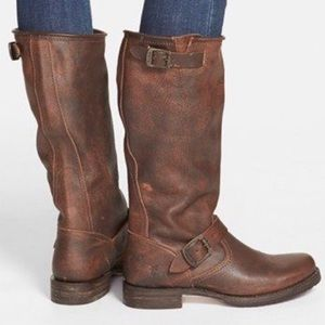 Frye Veronica Slouch Boots 9.5
